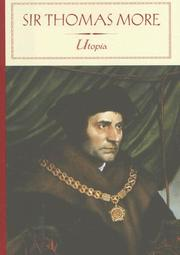 Cover of: Utopia (Barnes & Noble Classics Series) (Barnes & Noble Classics) | Thomas More