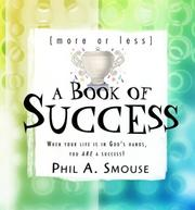 Cover of: More or less a book of success