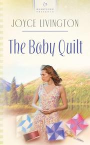 Cover of: The baby quilt