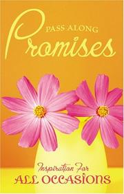 Cover of: Inspiration for All Occasions (Pass-Along-Promises)