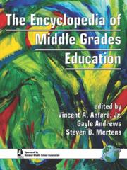 Cover of: The Encyclopedia of Middle Grade Education |