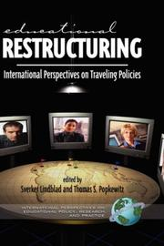 Cover of: Educational Restructuring |