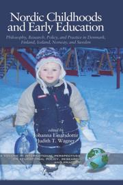 Nordic Childhoods and Early Education by