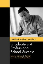 Cover of: The Black Student