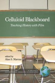 Cover of: Celluloid Blackboard | Alan, S Marcus