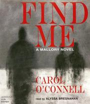 Cover of: Find Me | Carol O