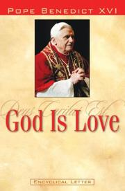 Cover of: God Is Love | Pope Benedict XVI