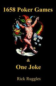 Cover of: 1658 Poker Games and One Joke