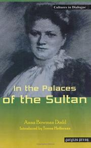 Cover of: In The Palaces Of The Sultan