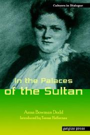 Cover of: In the Palaces of the Sultan (Replica Books)