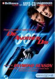Cover of: Die Another Day (James Bond)