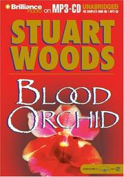 Cover of: Blood Orchid (Holly Barker)