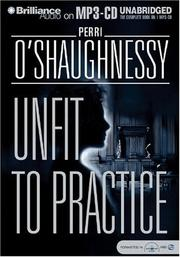 Cover of: Unfit to Practice (Nina Reilly)