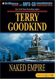 Cover of: Naked Empire (Sword of Truth, Book 8) | Terry Goodkind