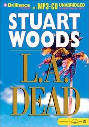 Cover of: L. A. Dead (Stone Barrington)