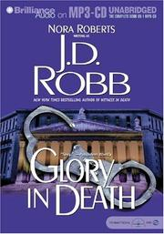 Cover of: Glory in Death (In Death) | Nora Roberts