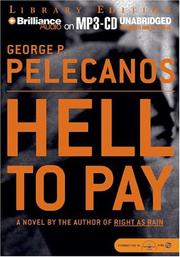 Cover of: Hell to Pay (Derek Strange/Terry Quinn)