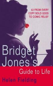 Cover of: Bridget Jones's guide to life