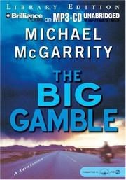 Cover of: Big Gamble, The (Kevin Kerney)
