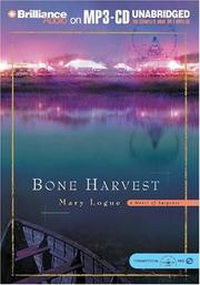 Cover of: Bone Harvest (Claire Watkins)