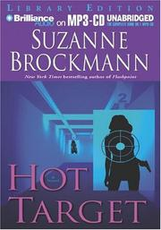 Cover of: Hot Target (Troubleshooters, Book 8)
