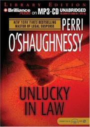 Cover of: Unlucky in Law (Nina Reilly)