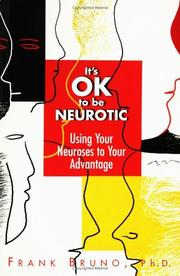 Cover of: It's Ok to Be Neurotic