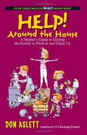 Cover of: Help! around the house | Don Aslett