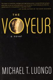Cover of: The Voyeur