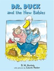 Cover of: Dr. Duck and the new babies
