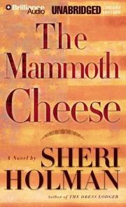 Cover of: Mammoth Cheese, The