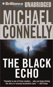 Cover of: Black Echo, The (Harry Bosch)