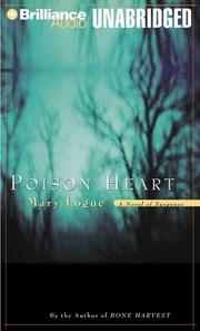 Cover of: Poison Heart (Claire Watkins) |