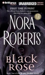 Cover of: Black Rose (In the Garden)