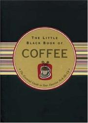 Cover of: The Little Black Book of Coffee | Karen Berman
