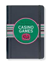 Cover of: The little black book of casino games | John Hartley
