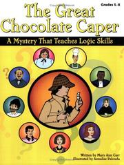 Cover of: Great Chocolate Caper | Mary Carr
