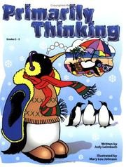 Cover of: Primarily Thinking