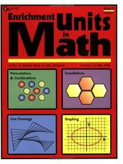 Cover of: Enrichment Units in Math