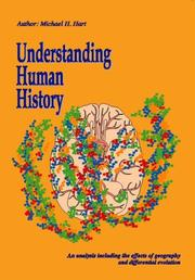 Cover of: Understanding human history