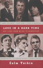 Cover of: Love in a dark time
