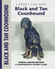 Cover of: Black and Tan Coonhound (Comprehensive Owners Guides)