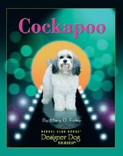 Cover of: Cockapoo | Mary D. Foley