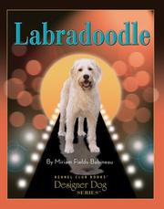 Cover of: Labradoodle | Miriam Fields-Babineau