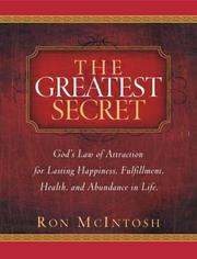 Cover of: The Greatest Secret