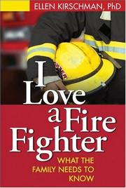 Cover of: I Love a Fire Fighter