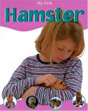 Cover of: My First Hamster