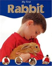 Cover of: My First Rabbit