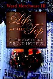 Cover of: Life at the Top