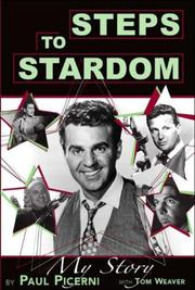 Cover of: Steps to Stardom | Paul Picerni